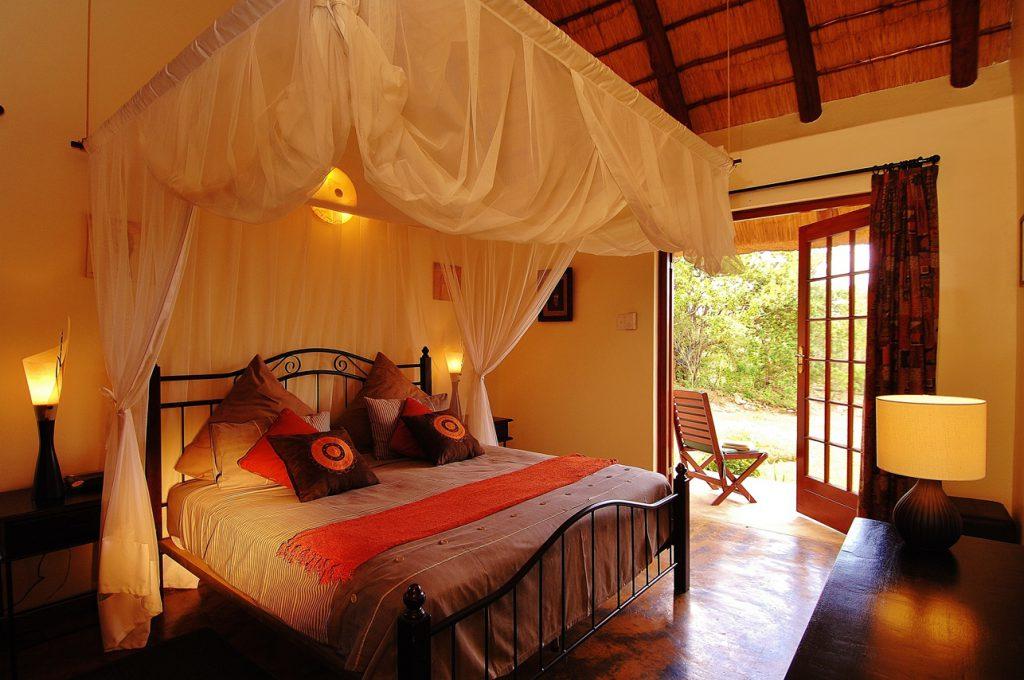 The House Umoja Kruger Bushvilla